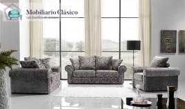 Sofá Clásico disponible en 4, 3, 2 y 1 Plazas Ref MCA73000