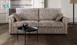 Sofá clásico en 4, 3, 2 y 1 Plazas, disponible tambien en rinconera Ref MCPT26100